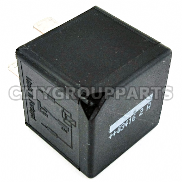 FORD JAGUAR LAND ROVER MODELS BLACK RELAY 2S7T-14B192-AA V23136-B1-X66 PA